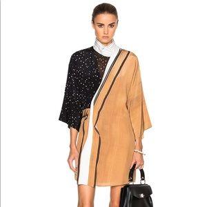 Kimono style dress, 100 silk